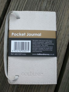 goldline notebook62872