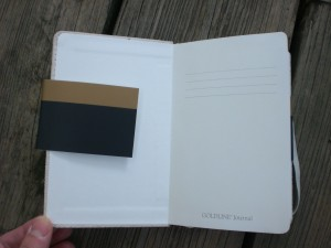 goldline notebook62874