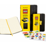 Daily Desired: A Lego-Compatible Moleskine Journal to Devise Secret, Brick-Based Schemes