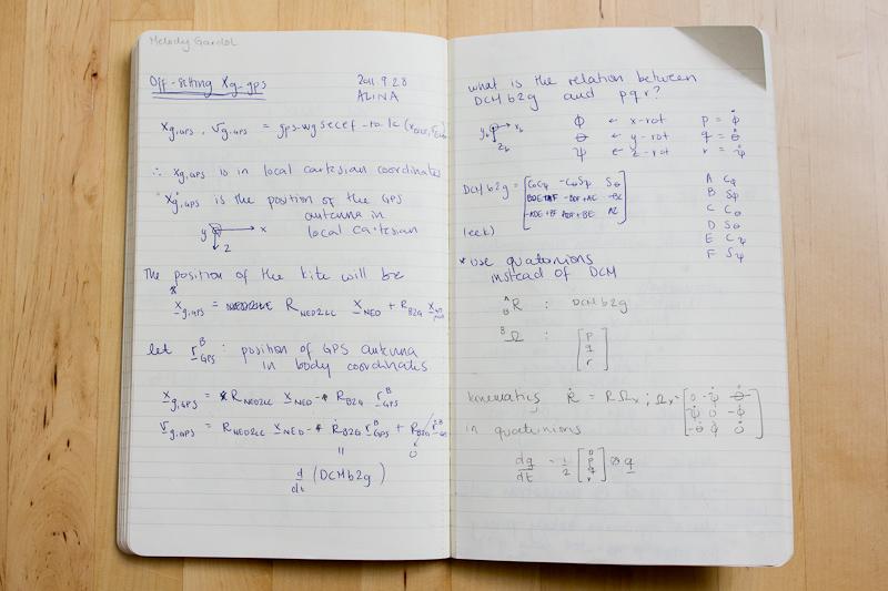 Paula Echeverri Notebooks