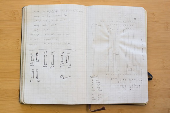 Eric Chin's Avionics Notebooks