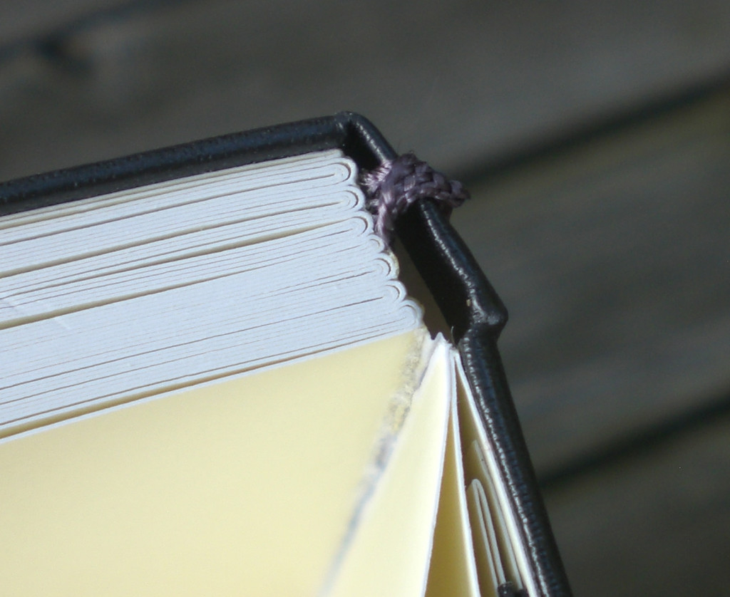 moleskine extra pagecloseup