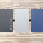 Letter-Pressed Notebooks Celebrate The Gettysburg Address | Co.Design | business + design