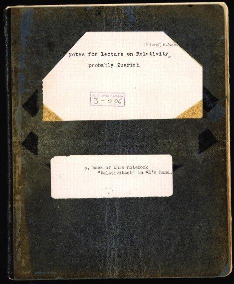 ALBERT EINSTEIN SPECIAL THEORY OF RELATI Paperblanks