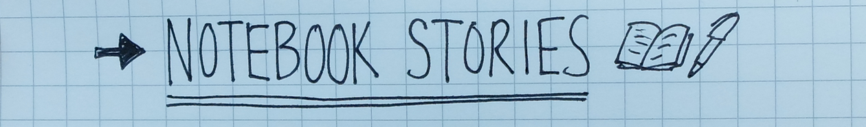 Notebook Stories